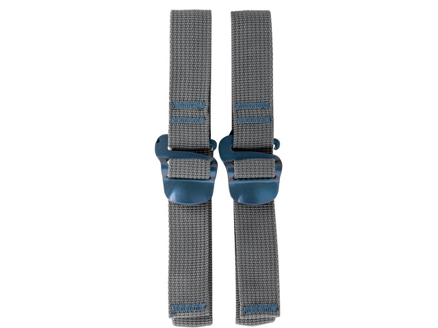 Sea to Summit Hook Release Accessory Straps 20mm/1,5m, szary